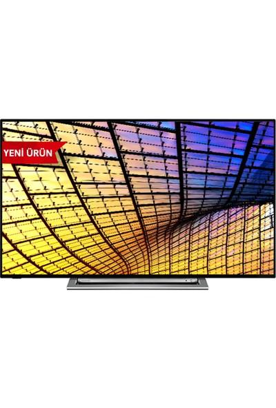 """Toshiba 55UL3B63DT 55"""" 139 Ekran Uydu Alıcılı 4K Ultra HD Smart LED TV"""