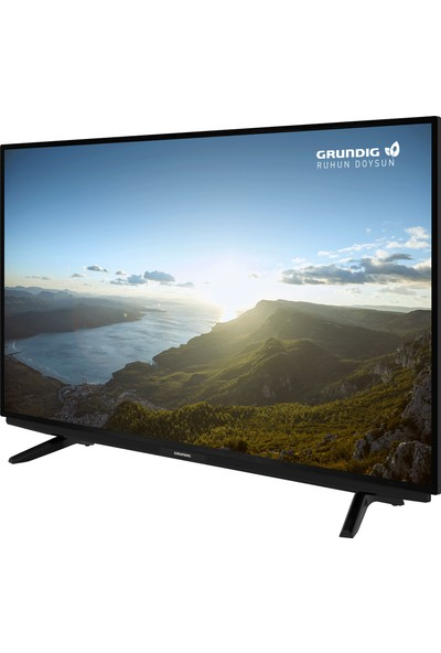 "Grundig 55 GEU 7830 B 55"" 139 Ekran Uydu Alıcılı 4K Ultra HD Smart LED TV"