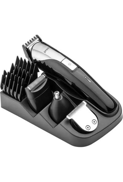 Preo PGS01 Erkek Bakım Seti Tıraş Makinesi