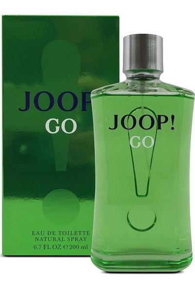 Joop Go Edt 200 ml Erkek Parfümü