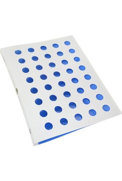Shuter Sıkıştırmalı Sunum Dosyası Beyaz W01