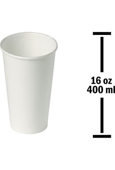 Huhtamaki Kağıt Bardak 16 Oz 400 ml 50'li Paket