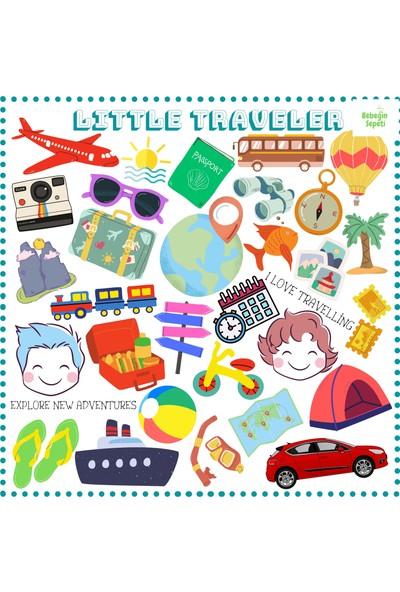 Bebeğin Sepeti Little Traveler Bebek Çocuk Oyun Halısı