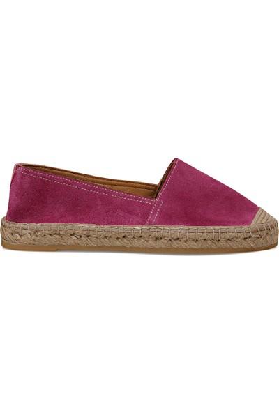 Nine West Cassatt Fuşya Kadın Espadril Ayakkabı