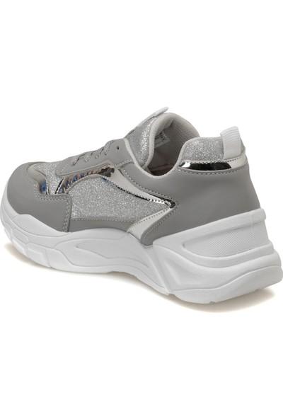 Polaris 612201.F Gümüş Kız Çocuk Ayakkabı