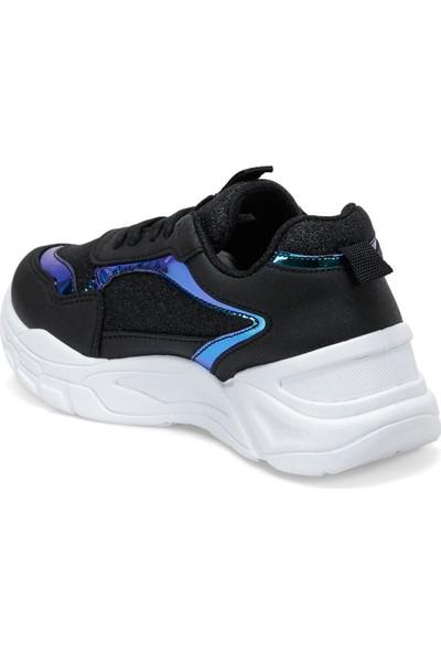 Polaris 612201.F Siyah Kız Çocuk Ayakkabı
