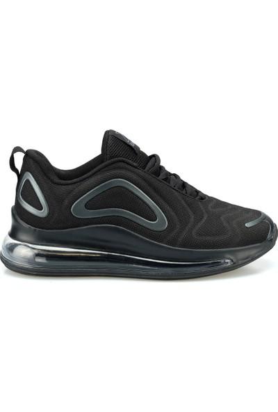 Kinetix Wager Siyah Erkek Koşu Ayakkabısı