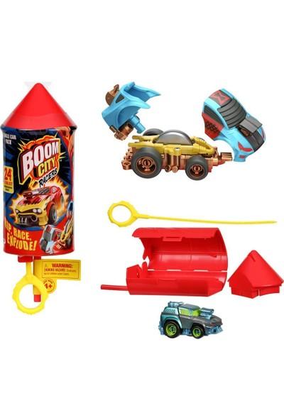 Nenuco Boom City Racers Basic Araç Sürpriz Paket