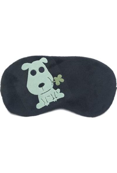 Attach Siyah Köpek Uyku Bandı
