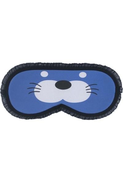 Attach Mavi Kedili Uyku Bandı