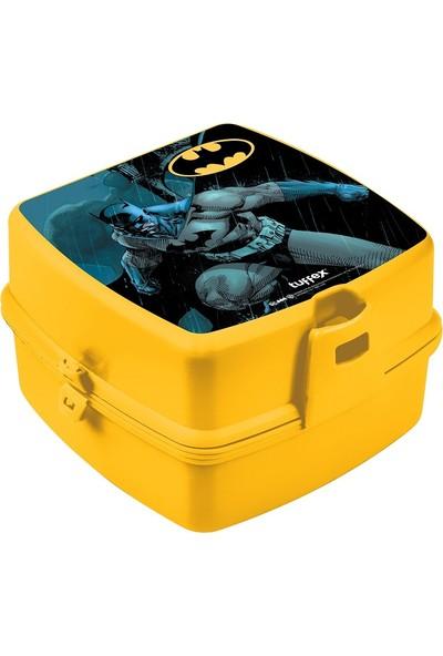 Cosiness Batman İki Katlı Beslenme Kutusu
