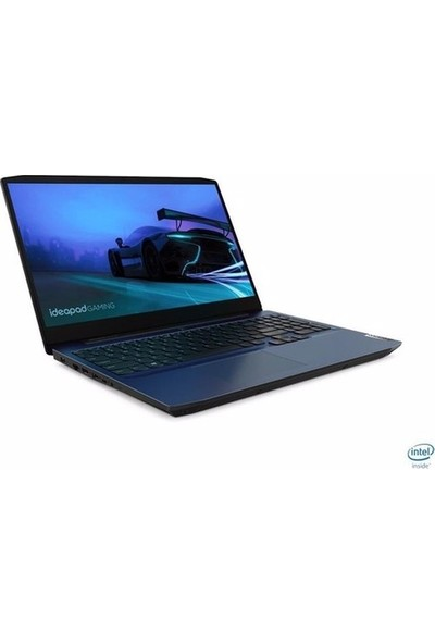 Lenovo Ideapad Gaming 3 15IMH05 Intel Core I7 10750H 16GB 512GB SSD GTX1650TI W10 Home 15.6'' Fhd Taşınabilir Bilgisayar 81Y400D3TX1