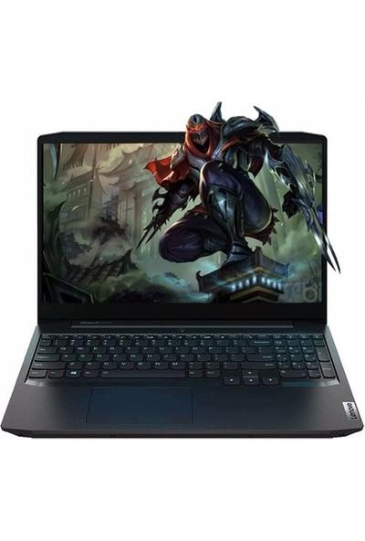 Lenovo Ideapad Gaming 3 15IMH05 Intel Core I7 10750H 32B 512GB SSD GTX1650TI Freedos 15.6'' Fhd Taşınabilir Bilgisayar 81Y400D3TX3