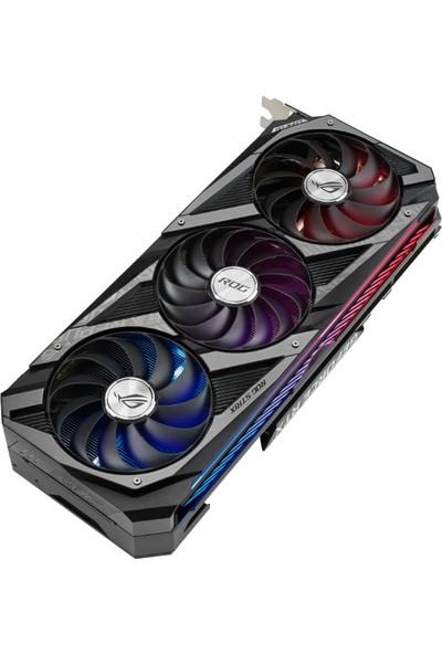 Asus GeForce RTX 3080 OC 10GB 320Bit GDDR6X (DX12) PCI-Express 4.0 Ekran Kartı (ROG-STRIX-RTX 3080-O10G-GAMING)