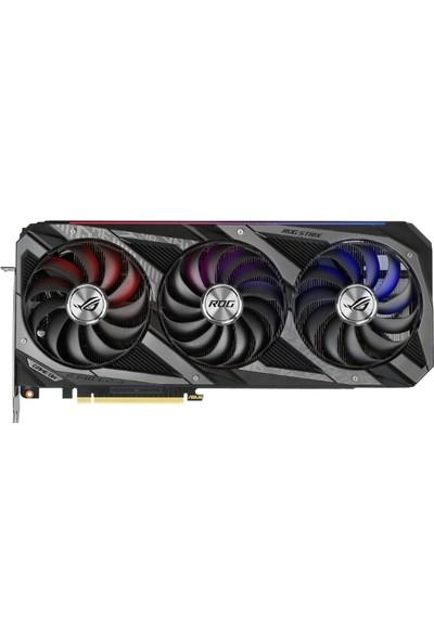 Asus GeForce RTX 3080 OC 10GB 320Bit GDDR6X (DX12) PCI-Express 4.0 Ekran Kartı (ROG-STRIX-RTX 3080-10G-GAMING)