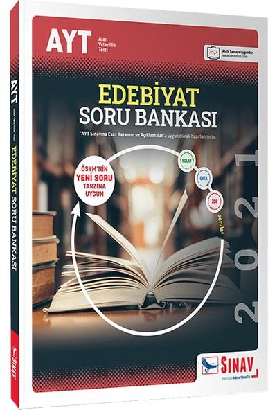 Sınav Yayınları AYT Edebiyat Soru Bankası