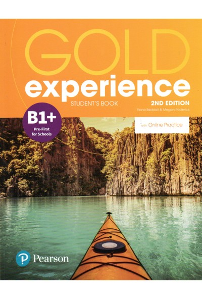 Gold Experienc B1+