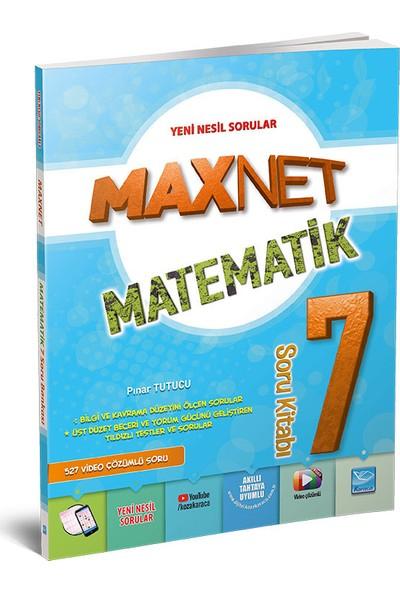 Maxnet 7. Sınıf Matematik Soru Kitabı