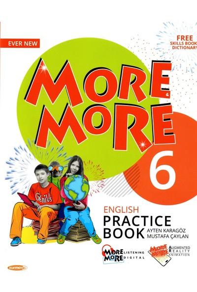 Kurmay Yayınları Elt More More 6. Sınıf English Practice Book + Skills Book + Dictionary