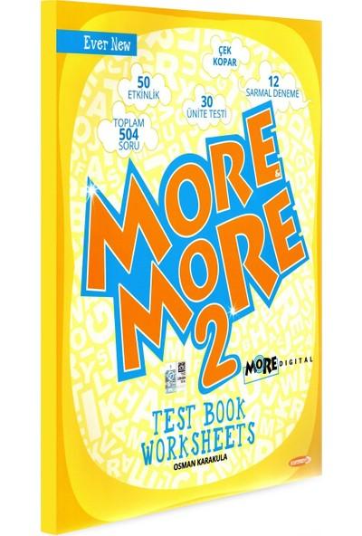 Kurmay Yayınları Elt More And More 2. Sınıf Worksheets Test Book