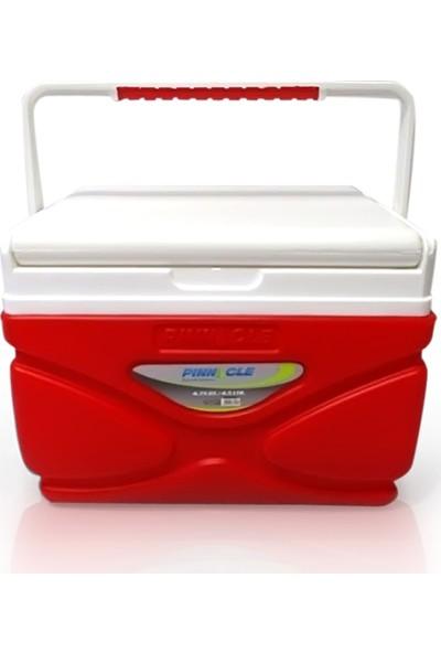 Pinn Cle Prudence 4,5lt. Buzluk Kırmızı