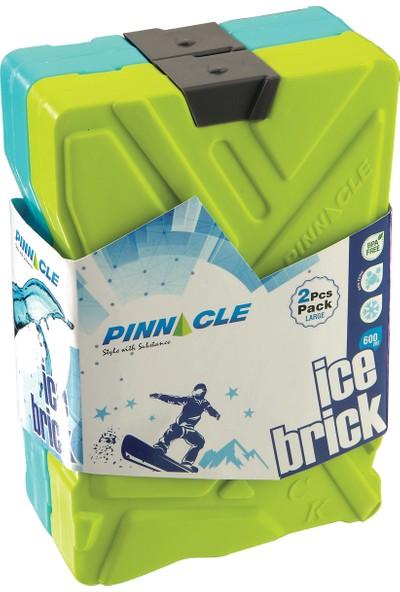 Pinn Cle Buz Aküsü 600ML 2'li
