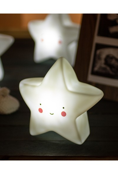 Alâhane Sevimli Yıldız Lamba