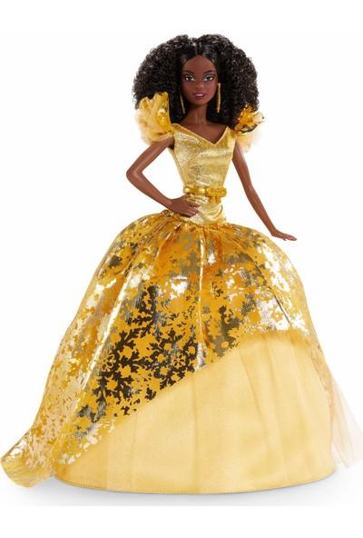 Barbie Signature 2020 Holiday Barbie Bebek