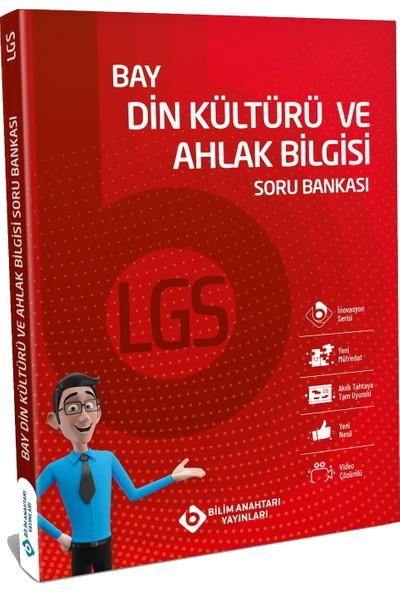 Bilim Anahtarı Yayınları LGS Din Kültürü ve Ahlak Bilgisi Soru Bankası