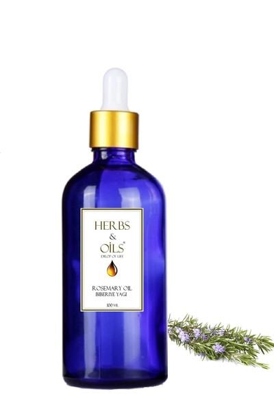 Herbs & Oils Biberiye Yağı 100 ml