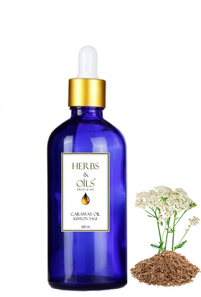 Herbs & Oils Kimyon Yağı 100 ml