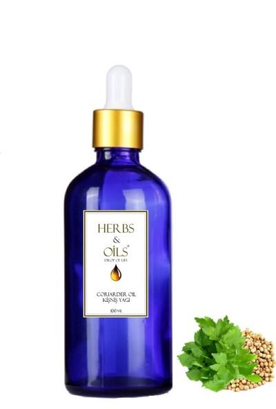 Herbs & Oils Kişniş Yağı 100 ml