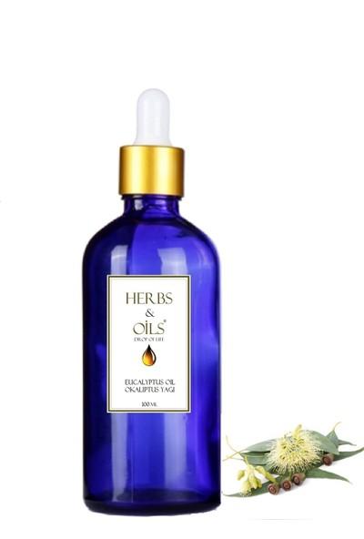 Herbs & Oils Okaliptus Yağı 100 ml