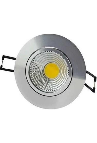 OKY 5 W Beyaz Cob LED Spot (3 ADET)