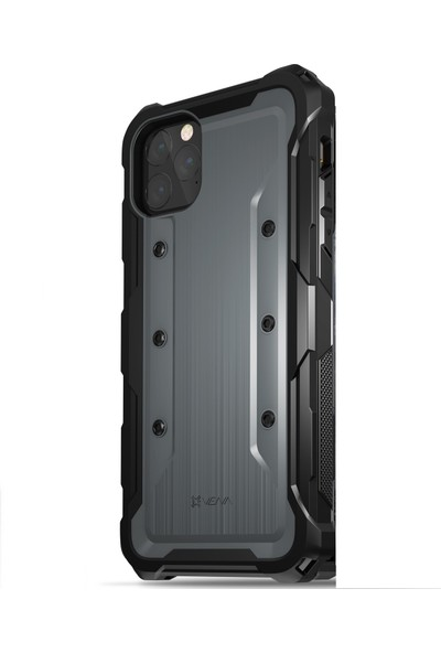 Vena iPhone 11 Pro Max Askeri Sınıf Yüksek Korumalı Telefon Kılıfı - Space Gray