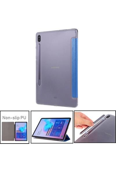 "Fujimax Samsung Galaxy Tab S7 T870 /T875 /T877 11"" Yatay Standlı Arka Sert P.c Uyku Modlu Smart Kılıf"