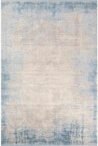 Bahariye Halı Cunda 77 x 150 9460 Gri Mavi