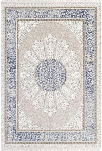 Artemis Halı Style 80 x 150 5036D Mavi Kemik