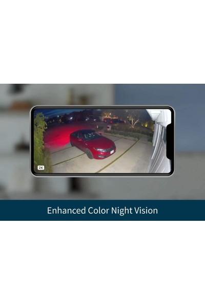 Arlo Pro 3 Floodlight Kablosuz 2k Video Kamera