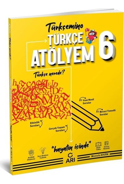 Arı Yayıncılık Türkçemino Türkçe Atölyem 6. Sınıf