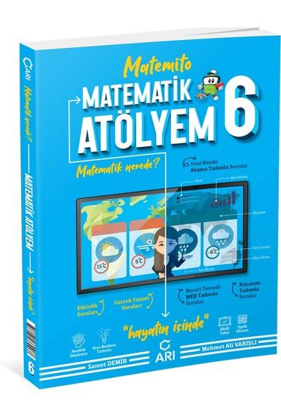 Arı Yayıncılık Matemito Matematik Atölyem 6.sınıf