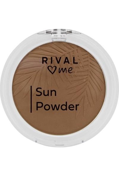 Rival Loves Me Pudra Sun No:02 Matt Terra