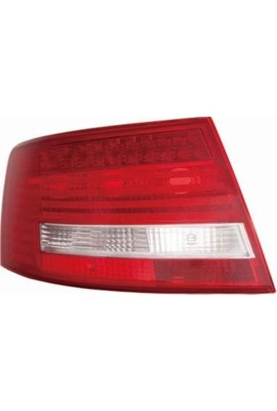 Depo Audi A6 Stop Lambası Dış Sol 2005-2011 Arası Uyumlu