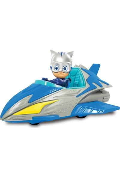 Pj Masks Gökyüzü Macerası Araçlar-Kedi Çocuk PJMC1000