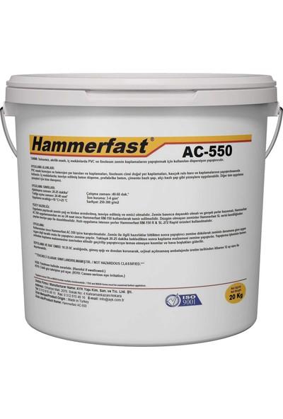 Hammerfast AC550 Akri̇li̇k Pvc Yapıştırıcısı - 20 kg