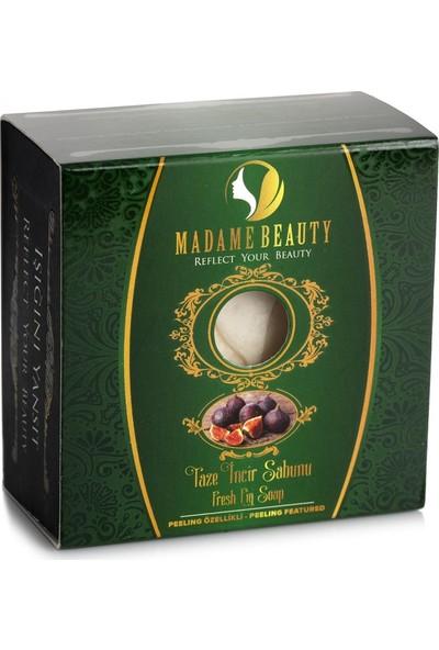 Madame Beauty Doğal Taze Incir Organik El ve Banyo Sabunu