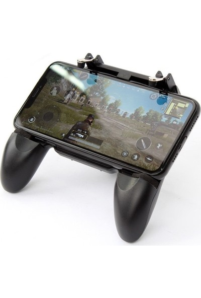 W10 Pubg Oyun Konsolu Joystick Gamepad Tetik Ateş