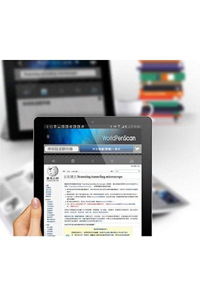 Penpower Worldpenscan x Kablosuz Kalem Tarayıcı (Ios/Android/Mac/Windows) (Yurt Dışından)