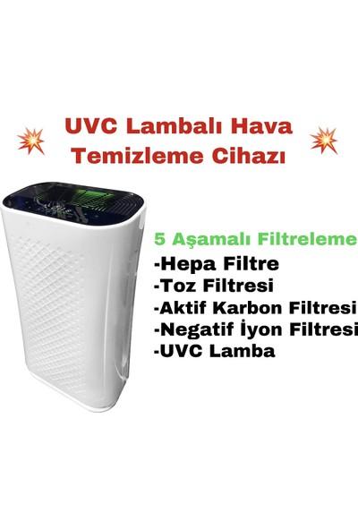 Bm Air Clean Uv-C Lambalı Hava Temizleme Cihazı