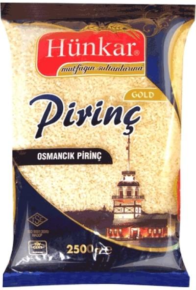 Hünkar Uzun Tane Osmancık Pirinç 25Kg.